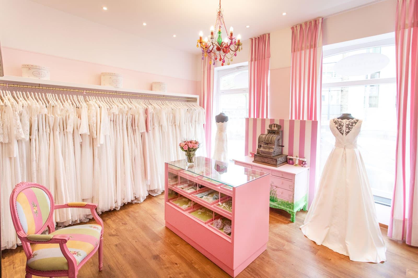Brautkleider Showroom