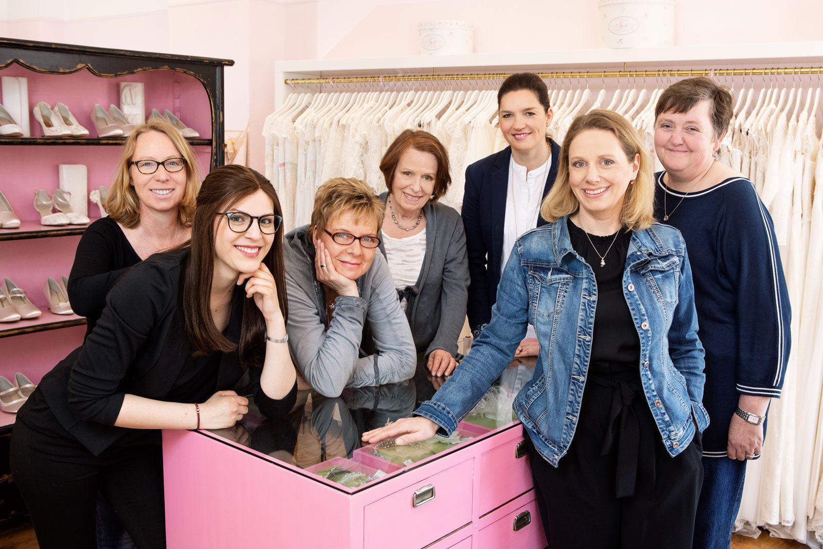 Team Braut Atelier